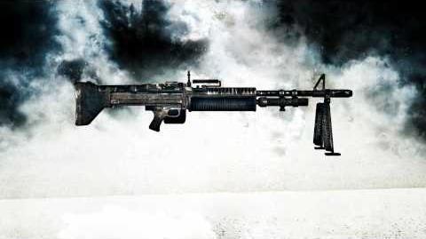 Battlefield Bad Company 2 Vietnam - M60 Sound