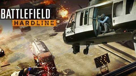 Traíler de la Beta de Battlefield Hardline – Experiencia completa FPS