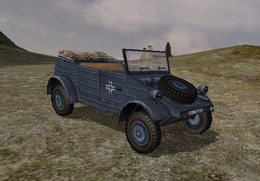 BF1942 GERMAN KUBELWAGEN