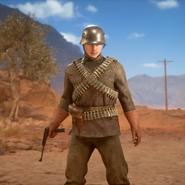 Battlefield 1 Incursions Central Powers Demolition Driver