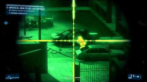 Battlefield 3 - Misión 9 Operación Turno de Noche - Español - Walkthrough HD