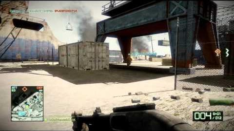 Battlefield Bad Company 2 - Arica Harbor
