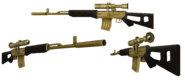 SVD Golden BFH