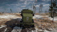 BF1 Assault Truck Buttoned Up