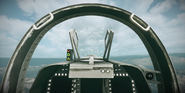 BF3 Hornet 20mm Cannon HUD