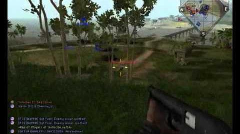 """All weapons Battlefield Vietnam Online Part 3 """"Mossberg 500"""""""