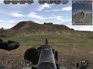 BF 1942 SWoWWII MG42