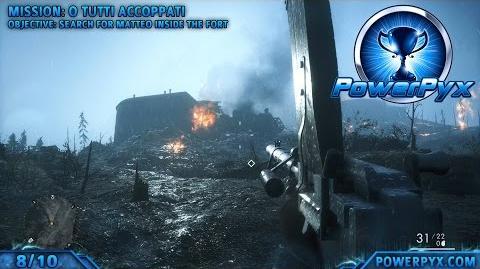 Battlefield 1 - All Field Manual Locations - Avanti Savoia! War Story (Collectibles)