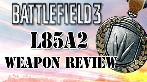 Battlefield 3 Weapon Review L85A2 Back to Karkand Weapon