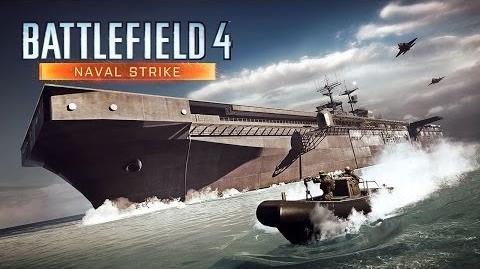 Spliffy33/La vidéo officielle du pack Naval Strike en ligne !
