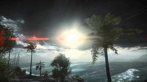 "Only in Battlefield 4: ""Sniping in the Eye of the Storm"" Trailer"