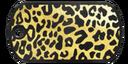 BF4 Premium Leopard Spots Dog Tag