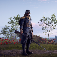 Battlefield 1 French Republic Scout Squad