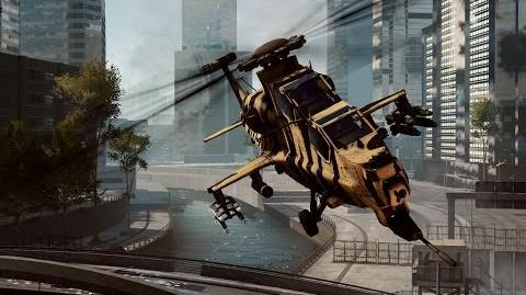 "Only In Battlefield 4: ""Helicopter Fly-By"" Trailer"