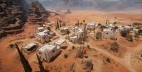 Sinai Desert Conquest Antenna Pre-Alpha