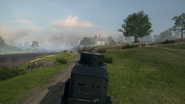 BF1 EV4 Armored Car Chase