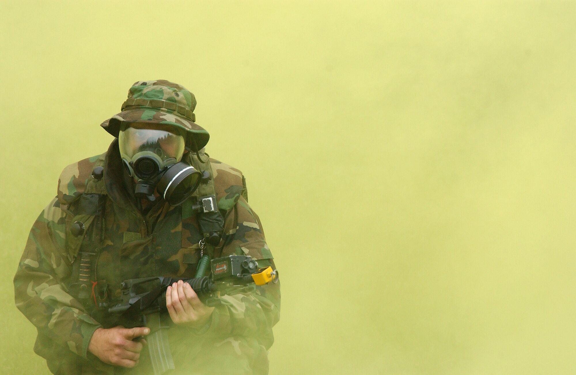 Gas Mask | Battlefield Wiki | FANDOM powered by Wikia