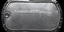 BF4 M1014 Master Dog Tag