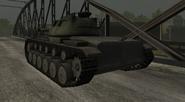 BFV M48 PATTON REAR