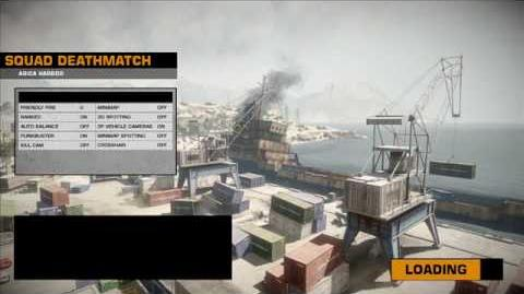 Bad Company 2 Arica Harbor Isla Inocentes Loading Theme