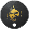 Battlefield 1 Rasputin Dog Tag