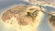BF1942.Battle of Midway Coastal defenses 2