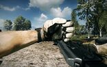 BF3 AKS-74u Right Side During Full Reload
