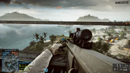Battlefield 4 M82A3 Screenshot
