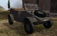 BF1942 ITALIAN KUBELWAGEN