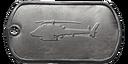 BF4 Z-11W Master Dog Tag