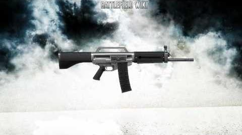 Battlefield Bad Company 2 - USAS-12 Auto Sound
