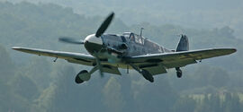 Bf 109 IRL