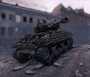 M4 E8 Sherman 2 BFV