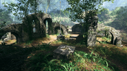 Argonne Forest Abbey Ruin 03