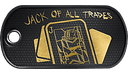 BF3 Jack of All Trades Dog Tag
