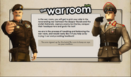 War Room beta sign up