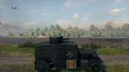 BF1 EV4 Armored Car Right