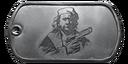 BF4 Gun Master Medal Dog Tag