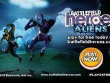 Battlefield Heroes: Aliens