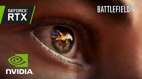 Battlefield V Official GeForce RTX Trailer