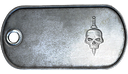 Team Deathmatch Close Quarters Dog Tag