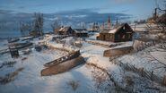 Volga River Shillera Village 01