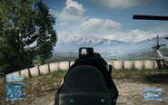 BF3 AN-94 Iron Sight