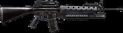 BFBC2 M16 ICON