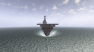 Enterprise.Front view.BF1942