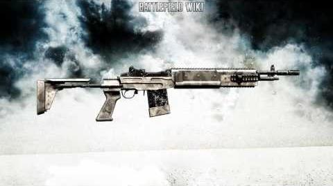 Battlefield Bad Company 2 - M14 Mod Enhanced Sound