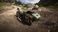 BF1 MC 3.5HP Sidecar AHU Back