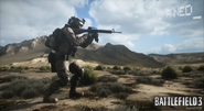 BF3 US MARINE M16A4 (EA PWNAGE ANIMATION DEMO)