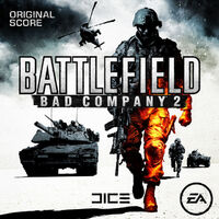 Battlefield Bad Company 2 Original Soundtrack Cover