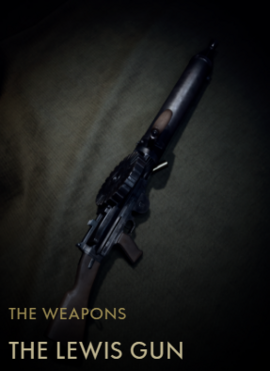 Lewis Gun Codex Entry